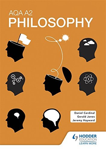 AQA A2 Philosophy by Jones, Gerald, Hayward, Jeremy, Cardinal, Dan (August 28, 2015) Paperback