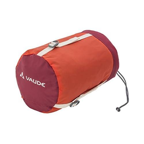 41mkXIgn2aL. SS500  - VAUDE Uni Packsack klein Replacement, Orange, One size