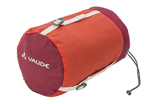 VAUDE Packsack klein Ersatzteil, orange, 25 x 17 cm