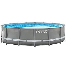 Summer waves Frame piscine 366x91cm cadre piscine piscine filtre pompe