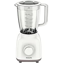Philips HR2105/00 Blender 400W Bol en verre 1,5L 2 vitesses + pulse
