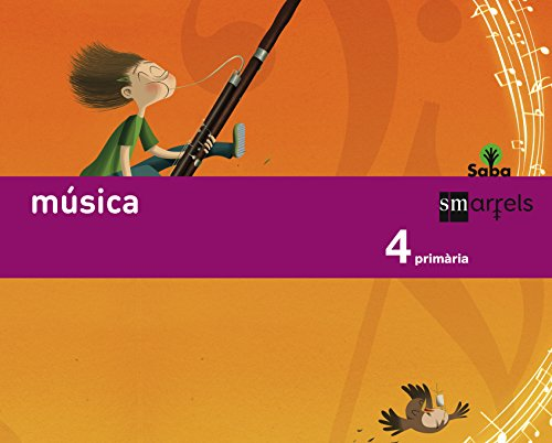 Música. 4 Primària. Saba - 9788467579024 por Ángel Müller Gómez