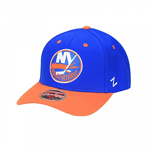 Zephyr NHL NEW YORK ISLANDERS Staple Adjustable Cap (New York Islanders-hüte)