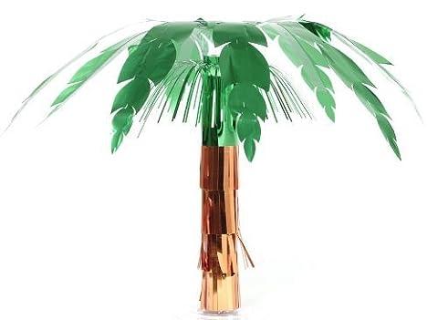 Creative Converting Foil Centerpiece, 20-Inch, Luau Palm Tree by Creative