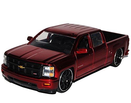 chevrolet-chevy-silverado-pick-up-rot-metallic-custom-edition-ab-2014-1-24-jada-modell-auto-mit-indi