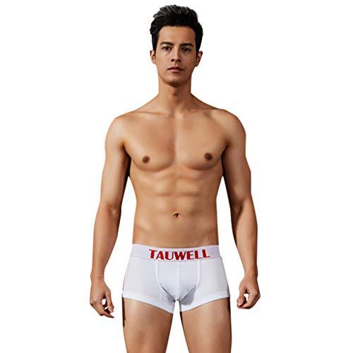 OGGI-Intimo Estate Boxer Sportivi Moderno Moda Stampa TAUWELL Costume da Bagno Sexy Pantaloni da Spiaggia Traspiranti Bodybuilding Pantaloncini Slip