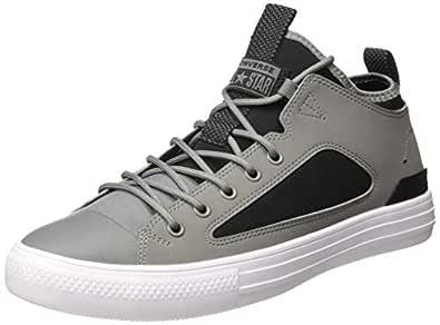 Converse Unisex's Black/Mason/White Sneakers-10 UK/India (44 EU) (8907788145782)