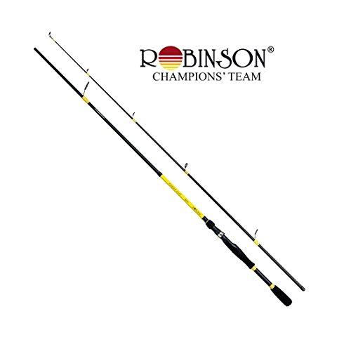Robinson POWERFLEX Drop Shot Rute Spinnrute Barschrute Zanderrute Hechtrute 2,70m/20-60g/325g