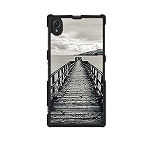 Vibhar printed case back cover for Lenovo A6000 WalkWay