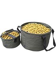 XXL Cubo plegable 30 litros Cubo de la alimentación Plegable Cebo Cubo Bowl