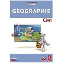Géographie CM1 (+DVD) - Nouveau programme 2016