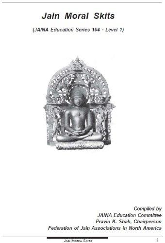 Jain Skit Skits (Jaina Education Series Book 104) (English Edition) por JAINA Education Committee