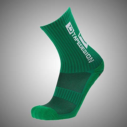 Tapedesign Allround Classic Socken, Green, One Size -