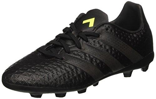 adidas-ace-164-fxg-chaussures-de-football-mixte-enfant-noir-core-black-core-black-solar-yellow-33-eu
