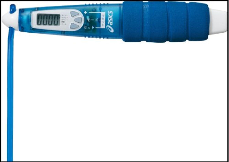 Asics (アシックス) デジタルトビナワ ブルー cr5001.42