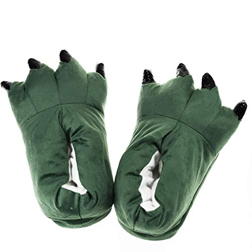 Inverno Girl Costume Yuson Animal Unisex Pantofole Paw Claw Shoes FwqwZ8Td