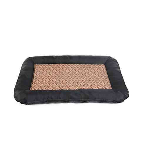 FTBKXFL Dog Cat Cool Mat, Tratamiento Dolor, El EstréS Y Los Perros Viejos, Adecuado para Alergias, Golpes De Calor, Enfermedades De La Piel Y Mascotas DespuéS De La CirugíA,M
