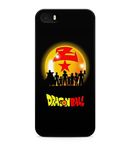 Dragon Ball Z Goku Saiyans Family Hard Plastic Snap On Back Case Cover For iPhone 5 / 5s Custodia