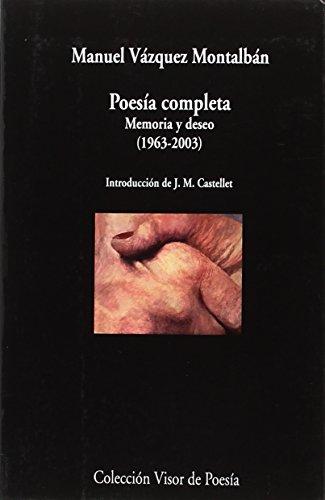 Poesía completa (visor de Poesía)