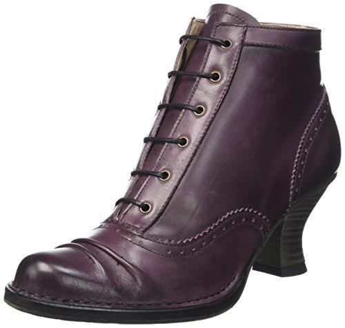 NeosensRococo 848 - Stivali Donna , Viola (Violet (Prune)), 40