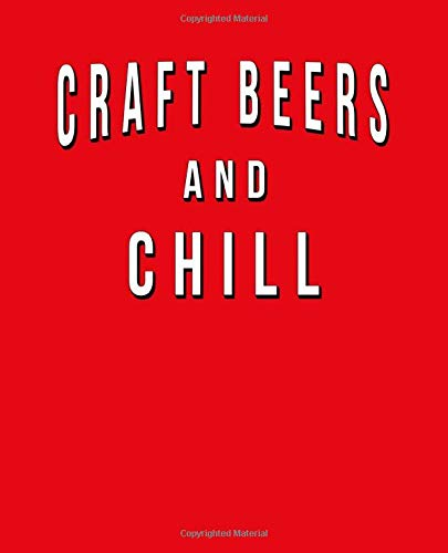 l: Funny Journal With Lined College Ruled Paper For Beer Lovers & Fans Of IPA, Pilsner, Stout and Lagers. Humorous Quote Slogan Sayings  Notebook, Diary, And Notepad. ()