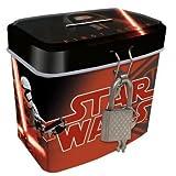 Disney Star Wars Spardose mit Schloss (SWE7028)