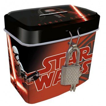Disney - Star Wars SWE7028 lucchetto piazza Piggy - Episodio VII
