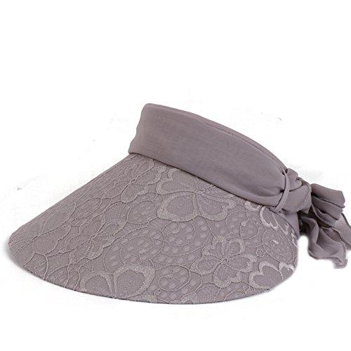 Version coréenne flux en été extérieur Sun Hat/Cap Mesdames UV D