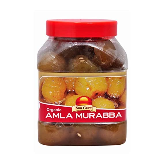 Sun Grow Home Made ,Hand Made & Mother Made Herbal Organic Amla Murabba ????????????????????????? ?????? ??? ?????????????? ??? ??? ??????????????????????????????????????????????????? ???????????Good for Blood Circulation ) Ingredient: , Honey, , Fenu