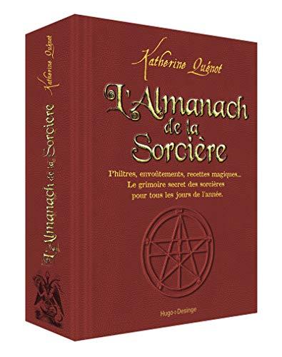 L'almanach de la sorcière par Katherine Quenot