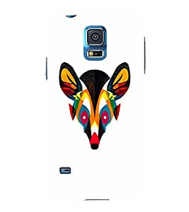 Ebby Premium 3d Desinger Printed Back Case Cover For Samsung S5 (Premium Desinger Case)