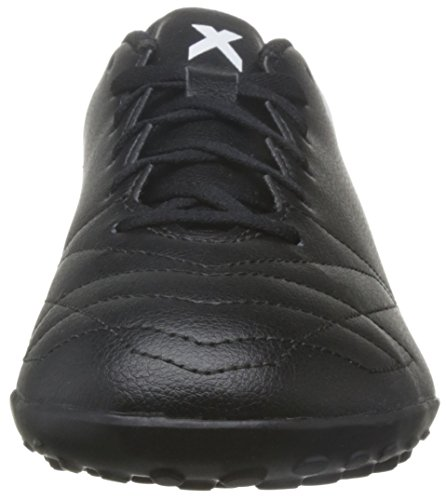 adidas Herren X 16.4 TF Fußballschuhe, EU Schwarz (Core Black/Ftwr White/Gold Met.)