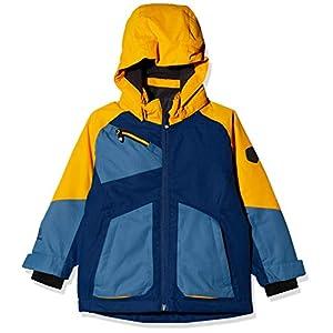 Color Kids Jungen Padded Skijacke/Winterjacke Jacke