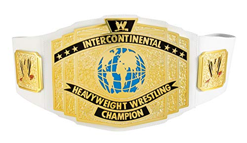 Authentische Herr Der Ringe Kostüm - Mattel Y4973 WWE Championship Gürtel Intercontinental,