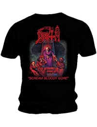 Ripleys Clothing Death 'Scream Bloody Gore' T-Shirt