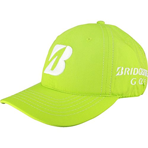 Bridgestone NEW GOLF MATT KUCHAR CAP. SOUR APPLE GREEN … (Bridgestone Cap)