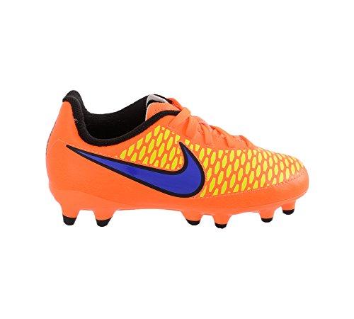 Nike Magista Onda Fg, Chaussures de Football Entrainement Garçon Orange