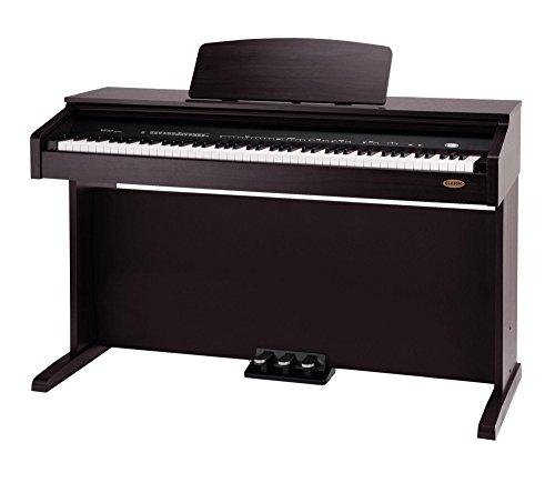 Classic Cantabile DP-210 RH piano electronico, madera de rosa