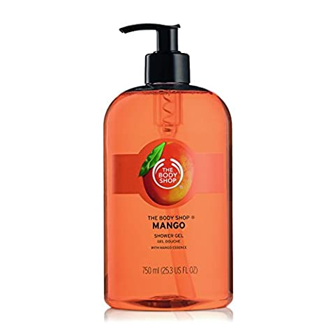 The Body Shop Mango Shower Gel 750ml