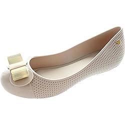 Zaxy Lace Bow, Damen Mokassins beige beige, beige - beige - Größe: 37.5