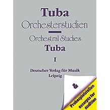 Orchesterstudien für Tuba Band 1 (DV 34001)