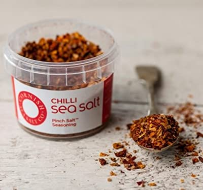 Chilli Sea Salt - Pinch Pot - 75g - Twin-pack