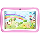 "WeVool EOS PINK - Tablet 7"" Android 5.1, Quad Core, WIFI, 1G, 8GB, 2MP AF"