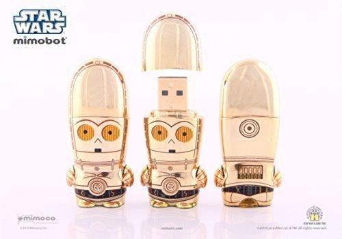 Mimobot Star Wars C3PO 16GB USB Flash Drive (Star Mimobot Wars)