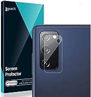 DOHUI for Samsung Galaxy S20 FE 4G Camera Lens Protector, Ultra-thin Transparent Camera Lens Flexible Tempered
