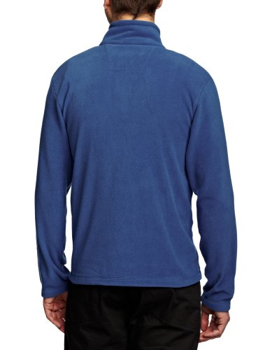 Regatta Thompson, Herren-Sweatshirt aus Fleece Oxford Blue