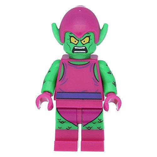 LEGO® Grüner Goblin - Magentarotes Outfit (76057) (Goblin Outfit)