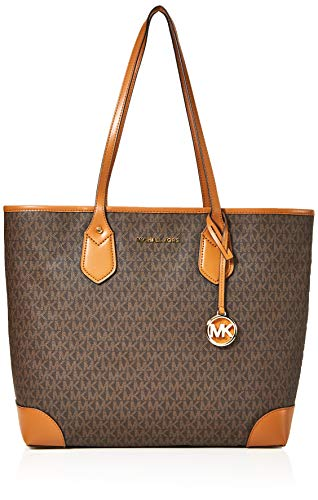 Michael Kors Damen Tote, Braun (Brown), 15x10x5 cm
