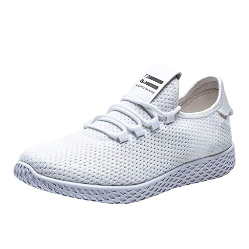 Oyedens Uomo Donna Scarpe da Ginnastica Unisex Corsa Sportive Running Sneakers Casual all'Aperto