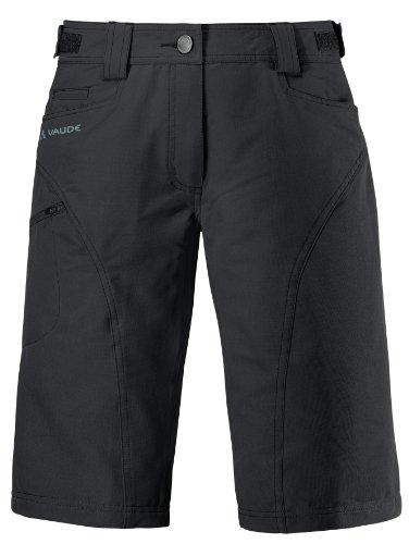Vaude Rokua Bermuda II Pantalon Pour femme Noir